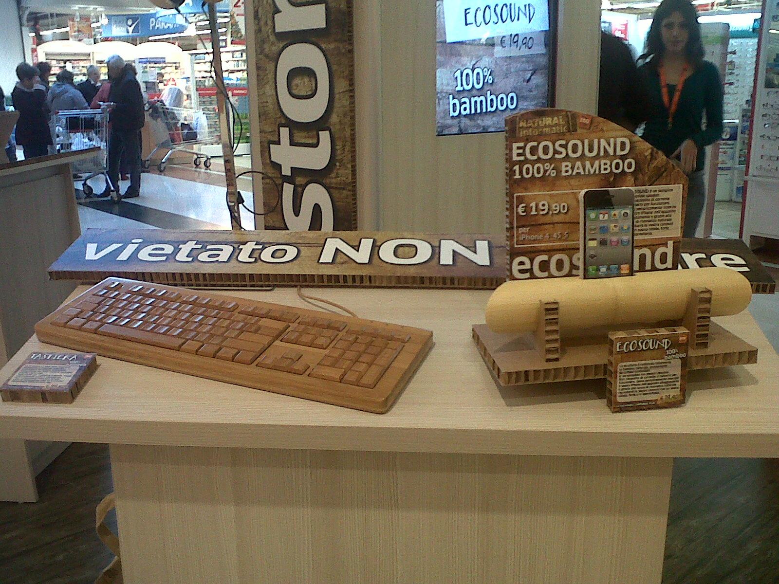 Pro&Go lancia il primo eco-temporary store di Eco Store
