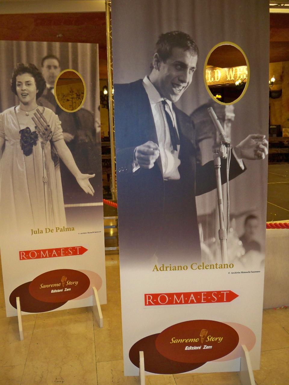 Romaest celebra Sanremo
