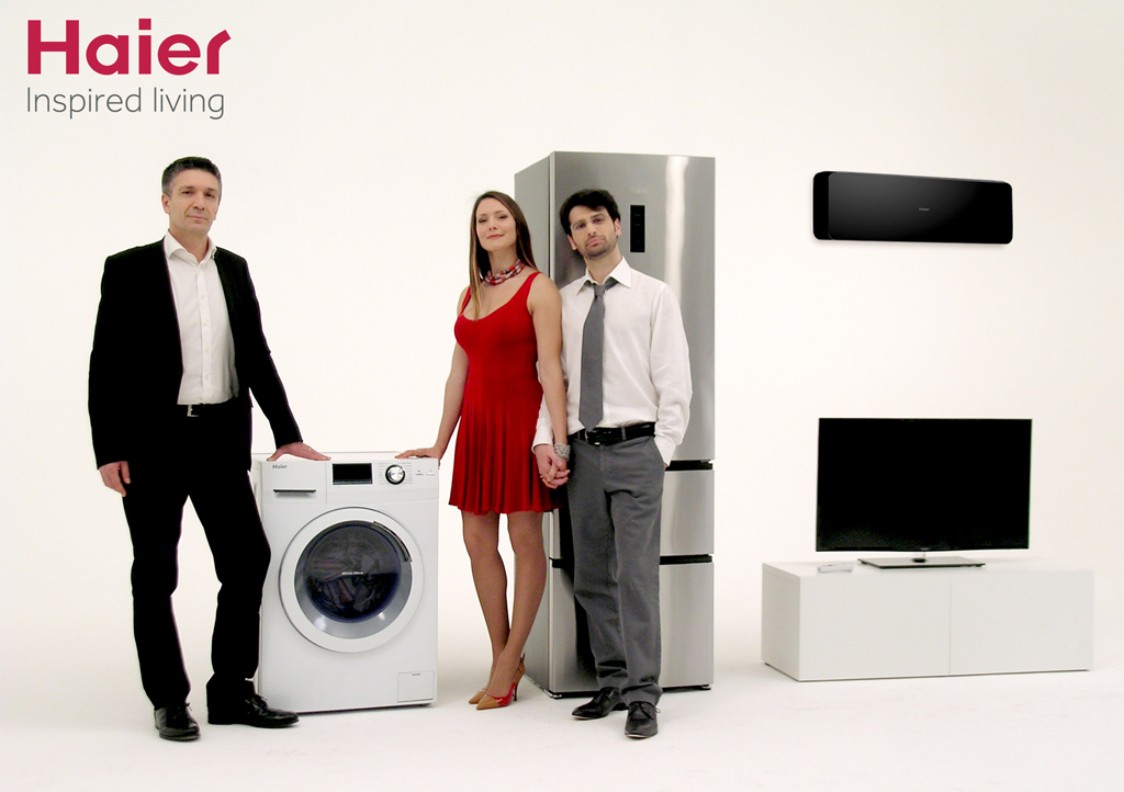 Haier torna in TV con Key Adv
