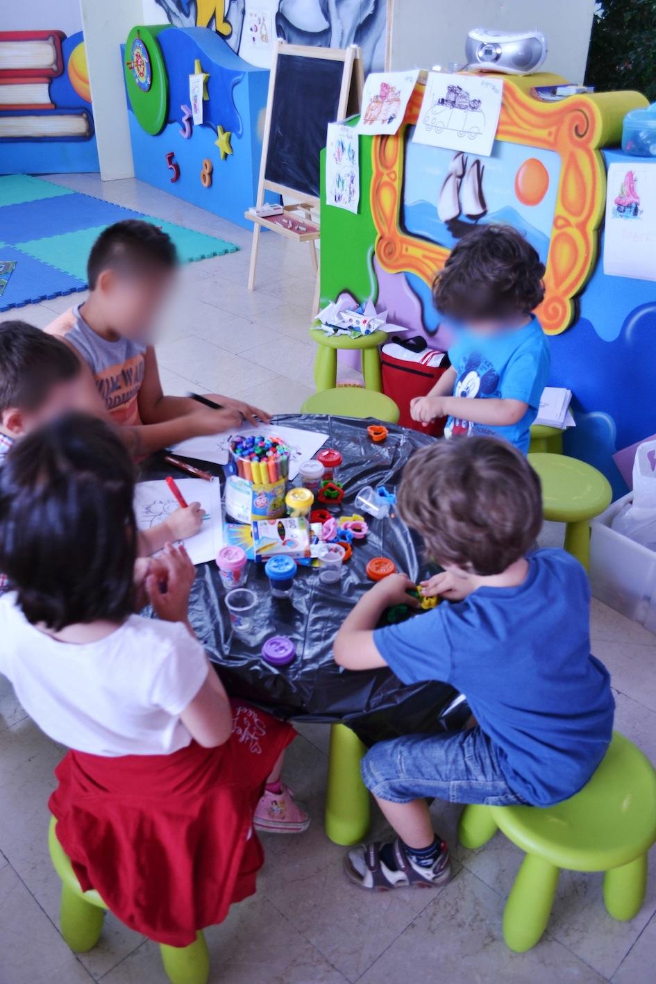 Al CENTRO*Sesto un'area speciale per l'estate dei bambini