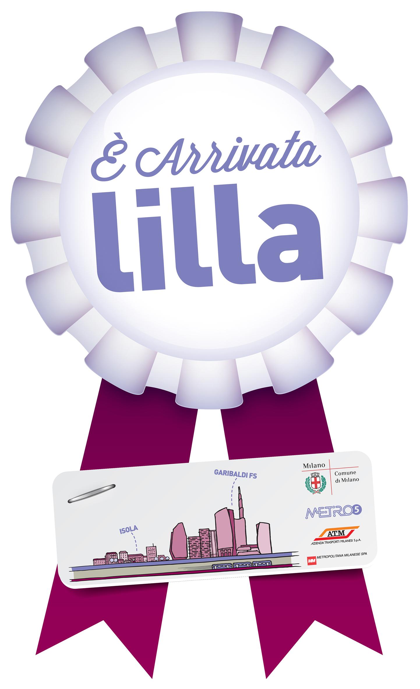 Pro&Go cura la Notte lilla della metropolitana milanese