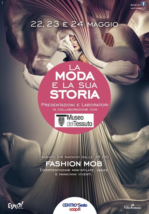 Laboratori creativi e Fashion Mob per il CENTRO*Sesto