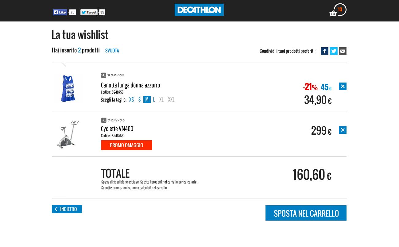 Kettydo presenta il nuovo catalogo digitale Decathlon