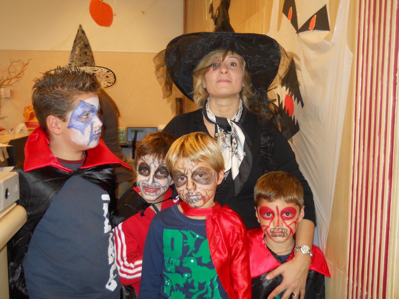 A Villaggio Amico la festa di Halloween per tutti i bambini
