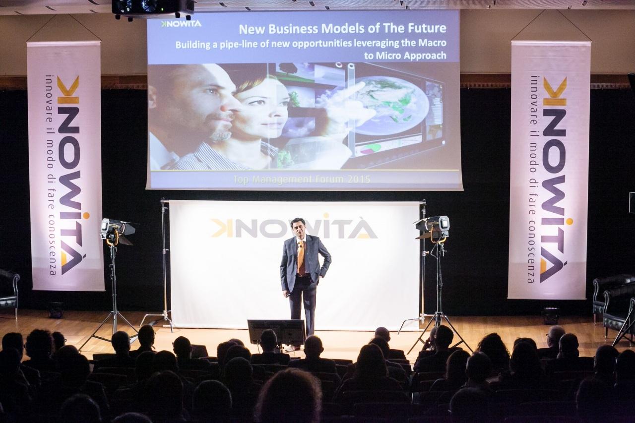 Innovazione, execution e gestione delle risorse: questi i driver di crescita emersi al Top Management Forum di Knowità