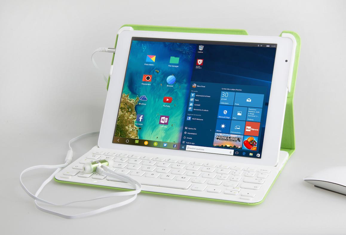 Il Natale è utile e divertente con la tecnologia di e-tab e i suoi accessori trendy