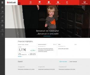 Kettydo+ firma la nuova user experience di unicreditgroup.eu
