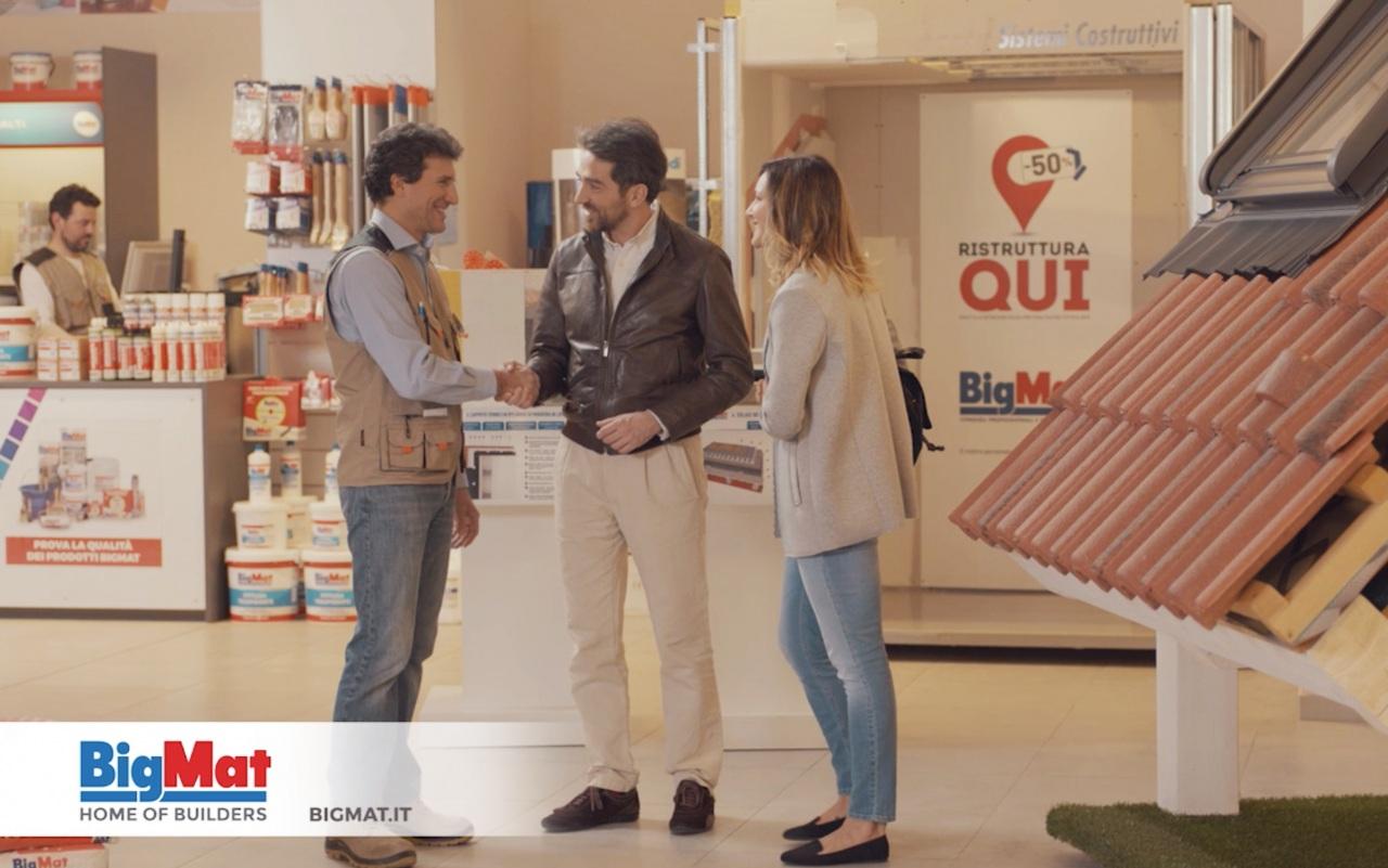 BigMat sceglie Acqua Group come partner di comunicazione: KeyAdv porta il brand in TV e Acqua Loyalty crea il nuovo programma di fidelizzazione