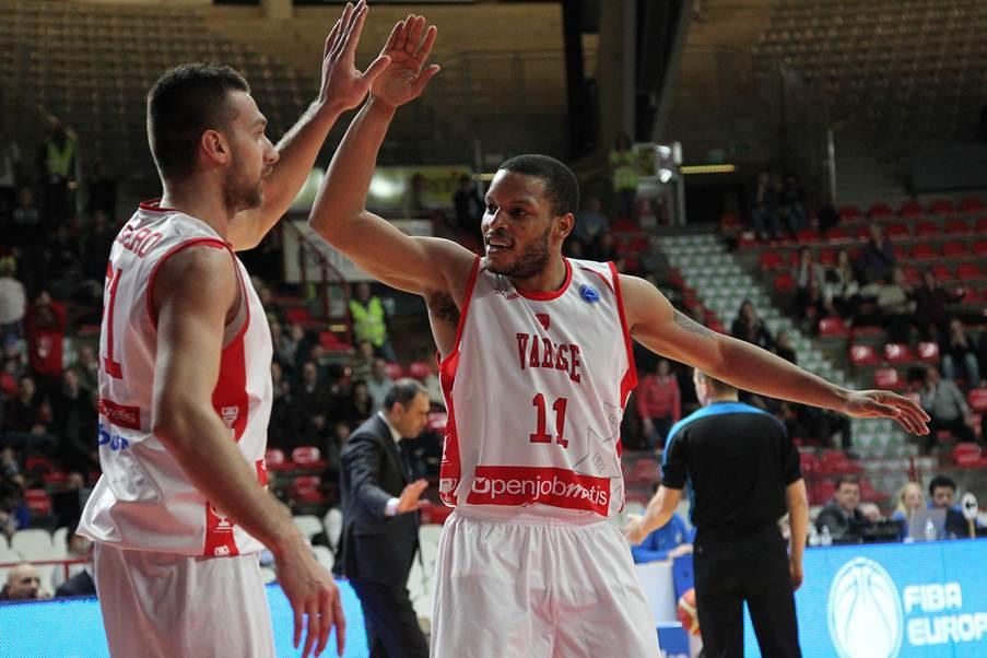Energia allo sport, Sorgenia nel basket con Pallacanestro Varese