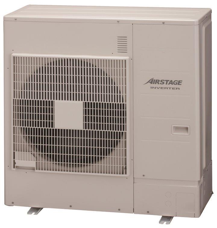 Airstage J-III di Fujitsu Climatizzatori: sei nuovi modelli e fino a tredici unità interne collegabili