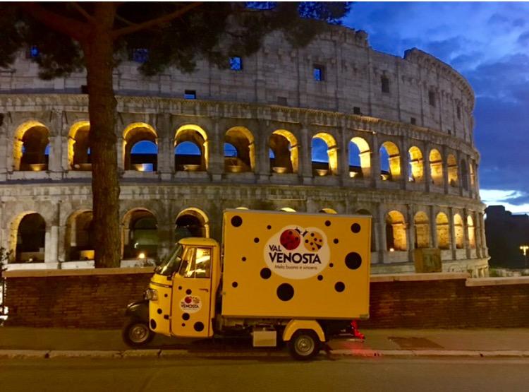 Pro&Go porta a Roma la bontà delle Mele Val Venosta