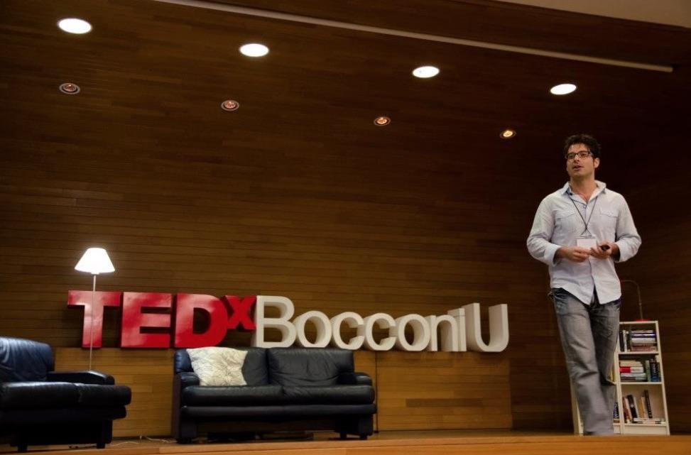 Acqua Group partner di TEDxBocconiU