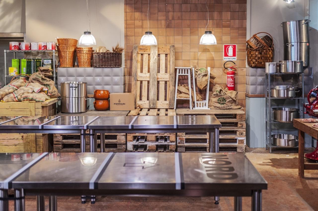 Targetti accende la luce nella cucina di Hell's Kitchen Italia