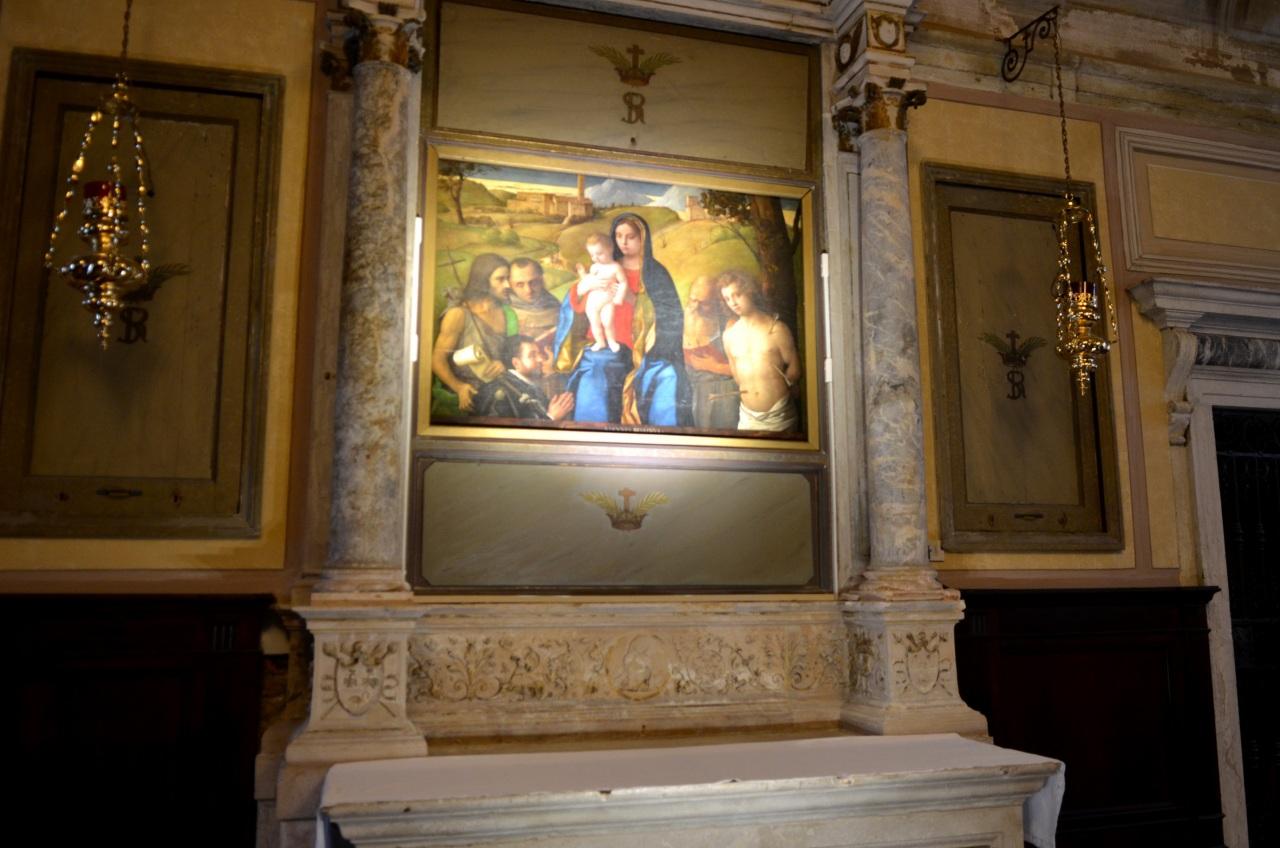 """Targetti partecipa al grande progetto culturale """"Luce su Giovanni Bellini"""""""