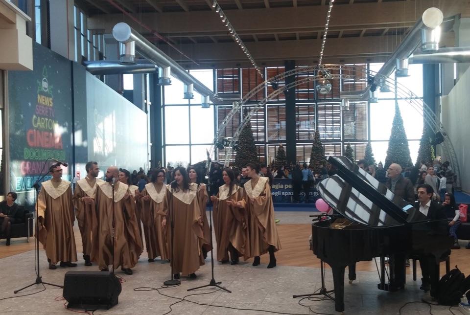 Pro&Go festeggia il Natale a Il Centro