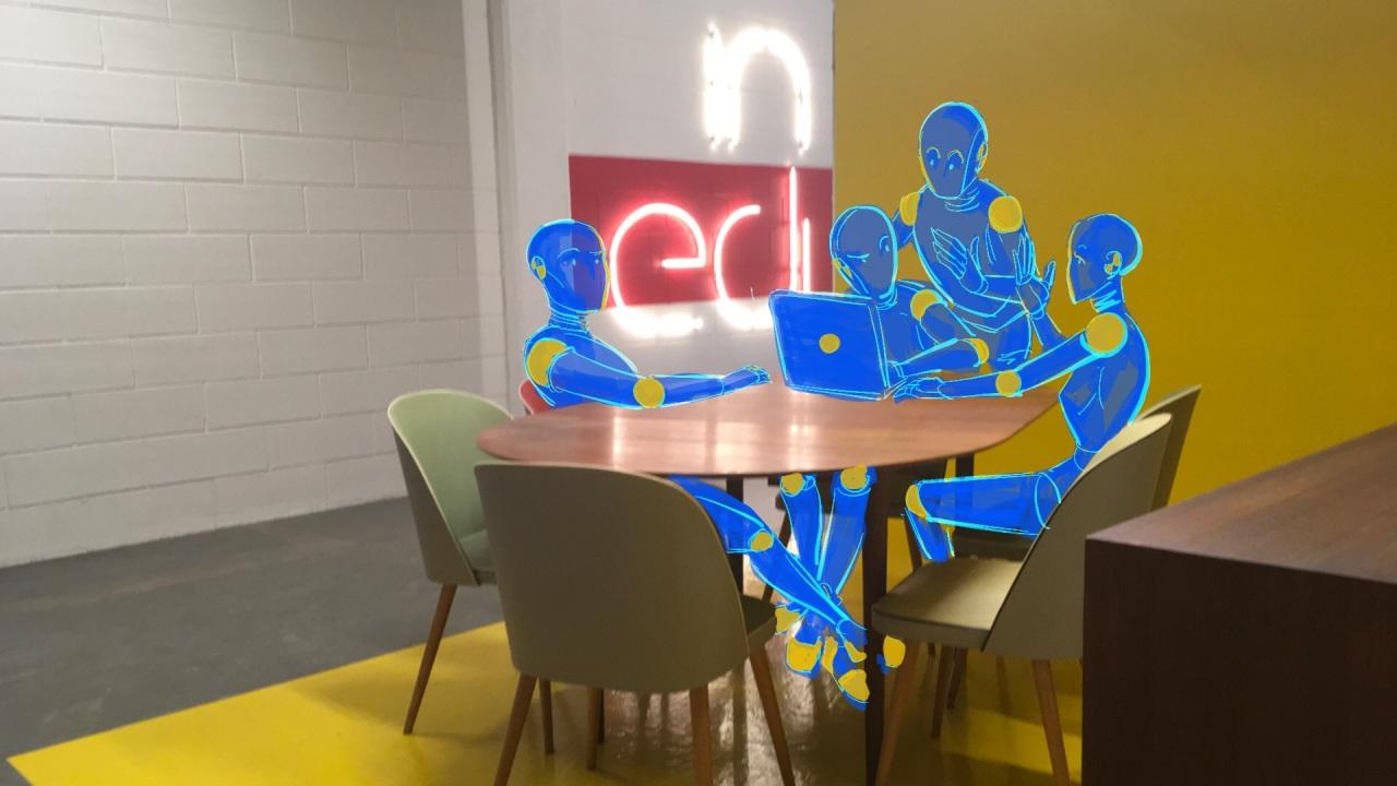 Apre a Milano inEDI, il coworking che crea sinergie per i professionisti degli effetti visivi e dei contenuti digitali