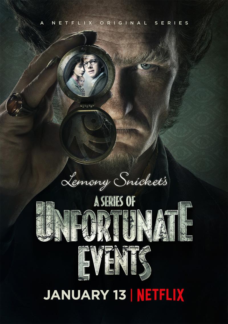 EDI a stelle e strisce su Netflix con gli effetti visivi per Lemony Snicket's A Series of Unfortunate Events