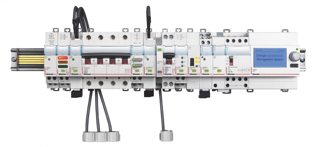 Supervisione e misura: EMS BTdin è la nuova soluzione BTicino per l'energy management