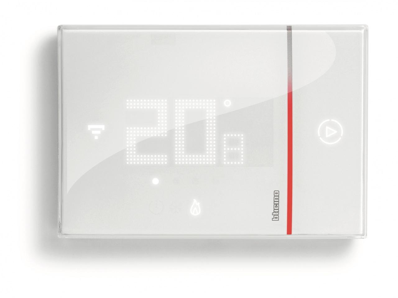Smarther, il termostato connesso del programma Eliot di BTicino: comfort e risparmio energetico, ovunque
