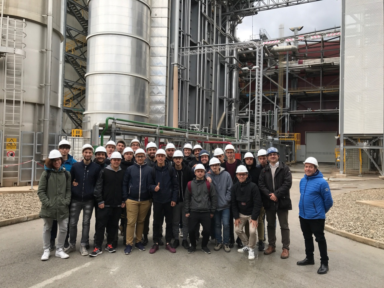 A scuola di energia: gli istituti di Bari e provincia visitano la centrale di Sorgenia