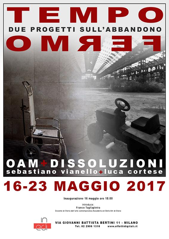 A Milano inEDI ospita 'Tempo Fermo', una mostra fotografica sui luoghi dell'abbandono