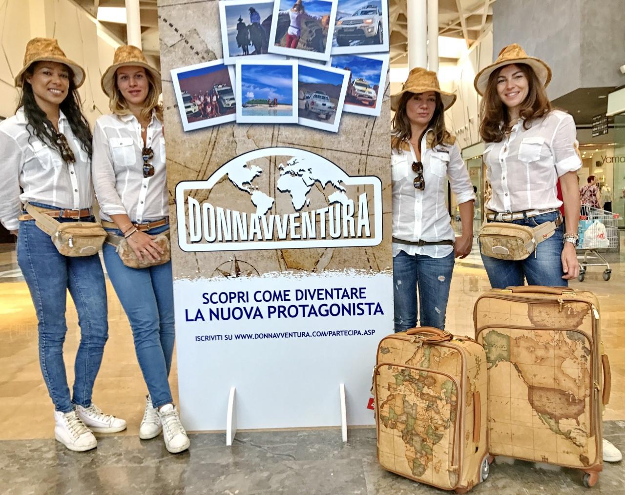 Pro&Go porta gli eventi di pre-selezione Donnavventura nei Centri di MULTI Italy