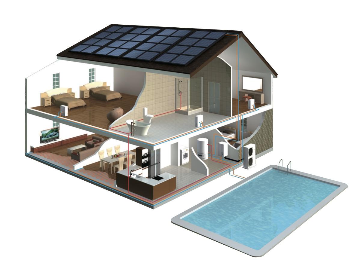 Waterstage di Fujitsu, la soluzione green per il riscaldamento domestico