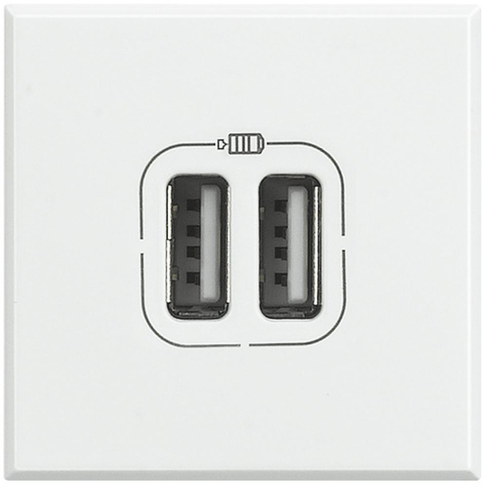 Nuovi caricatori USB BTicino, anche in versione a induzione, una pratica alternativa al tradizionale caricabatteria