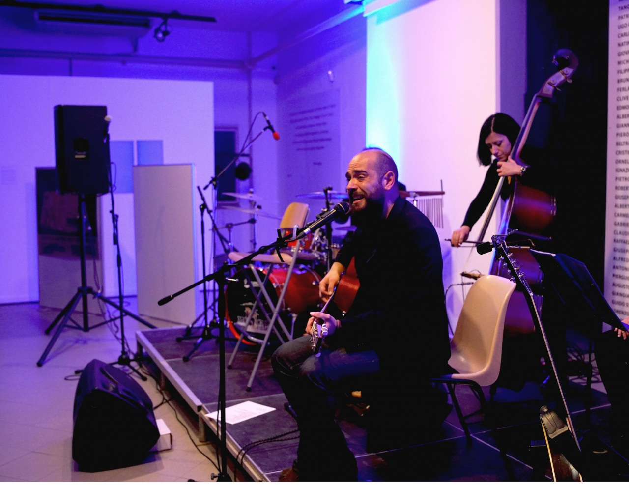 Canzoni alla fonda: appuntamento con Marco Corrao e Alba Sofia al Salina Festival 2017