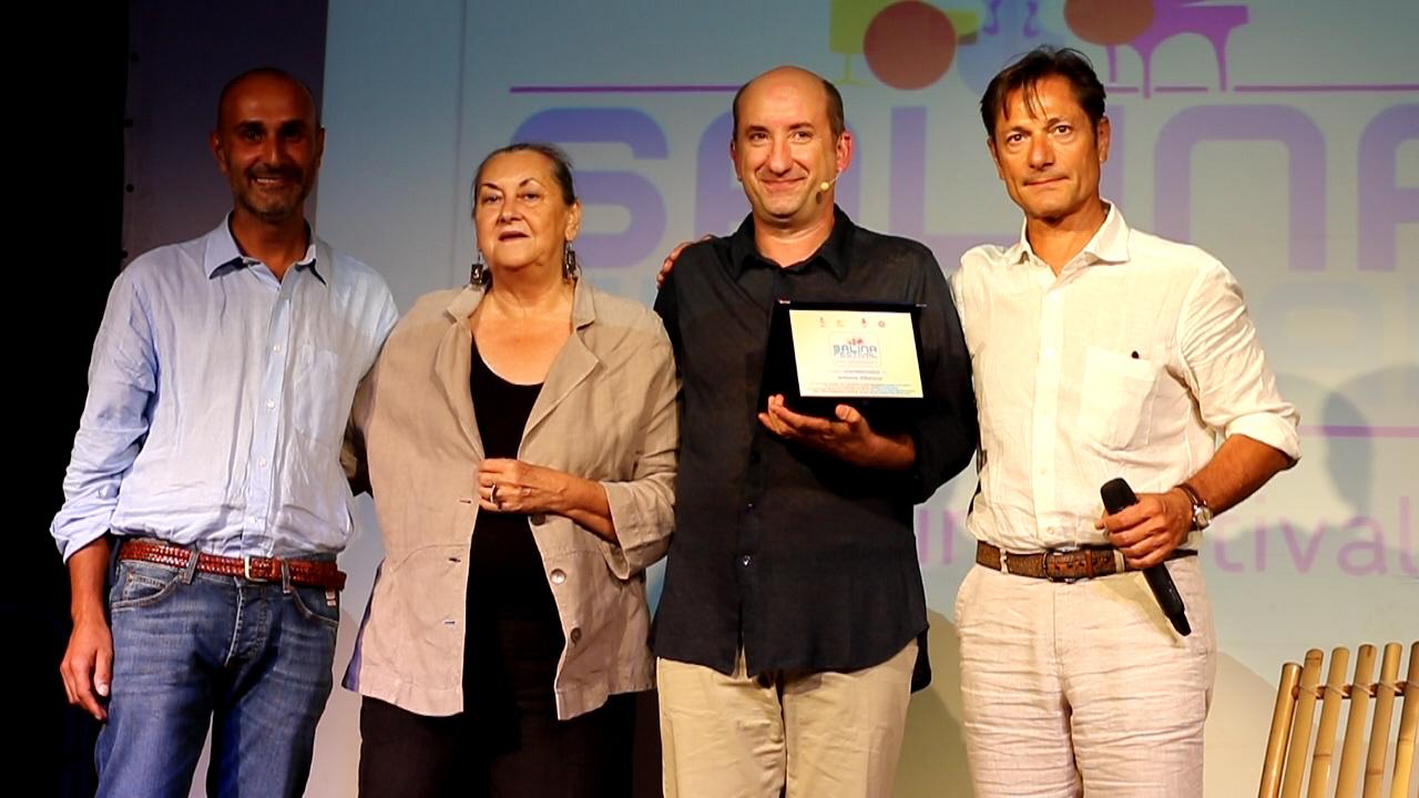 Consegnato ad Antonio Albanese il premio CineMareMusica 2017