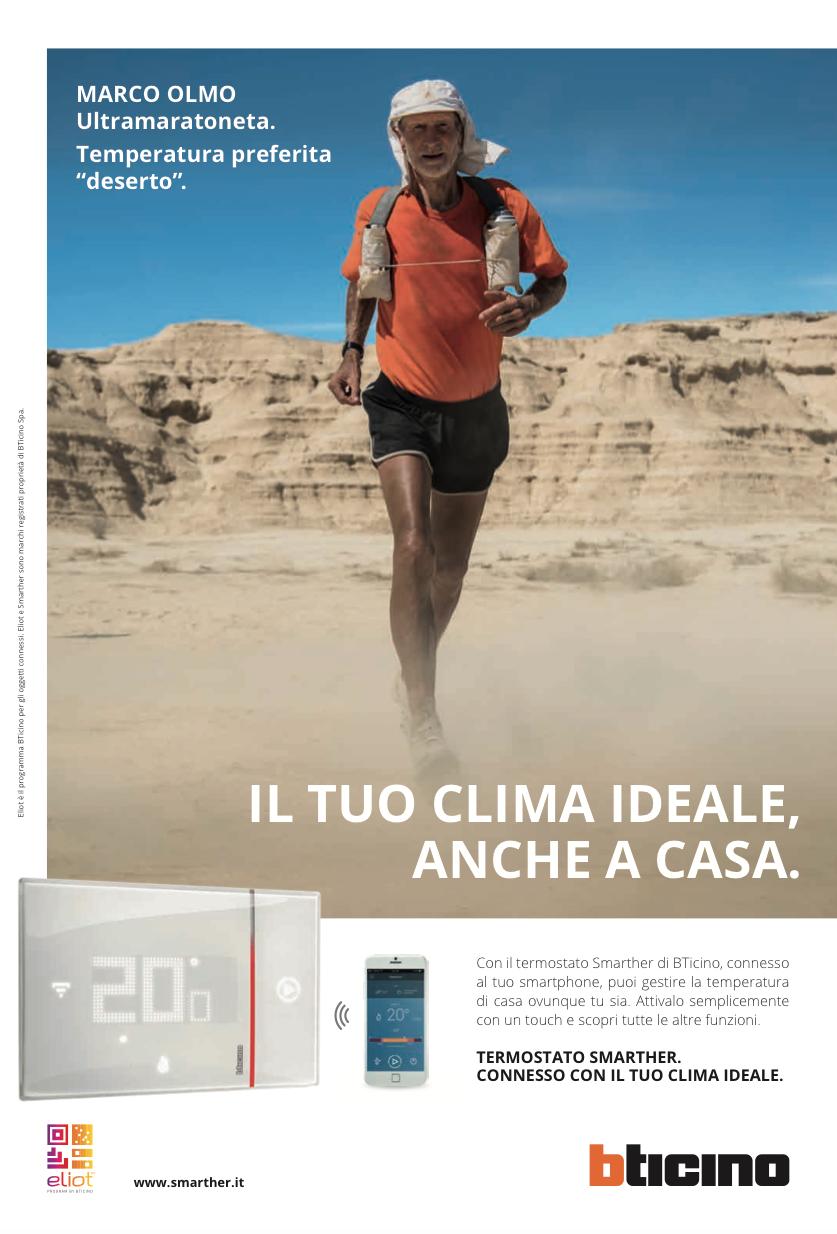 BTicino lancia la nuova campagna per il termostato connesso Smarther