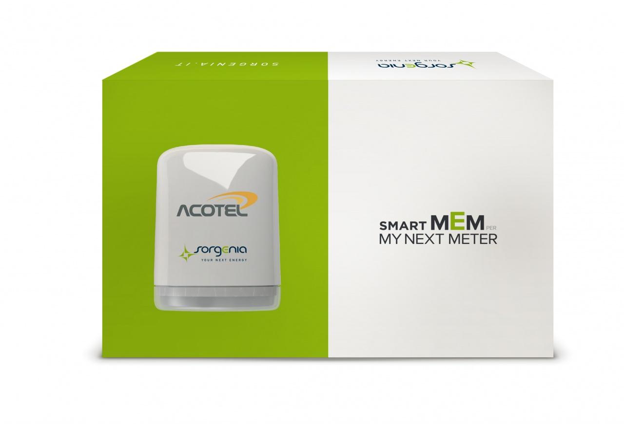 Sorgenia e Acotel Net presentano My Next Meter: consumi sotto controllo e bollette più leggere