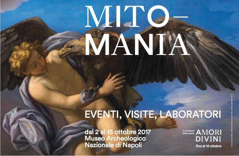 EDI Effetti Digitali Italiani al MANN di Napoli per parlare di mito ed effetti visivi