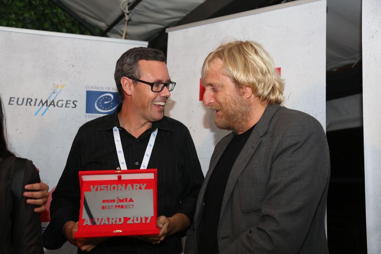 Woodland si aggiudica il Premio MIA EDI Visionary Award di EDI Effetti Digitali Italiani