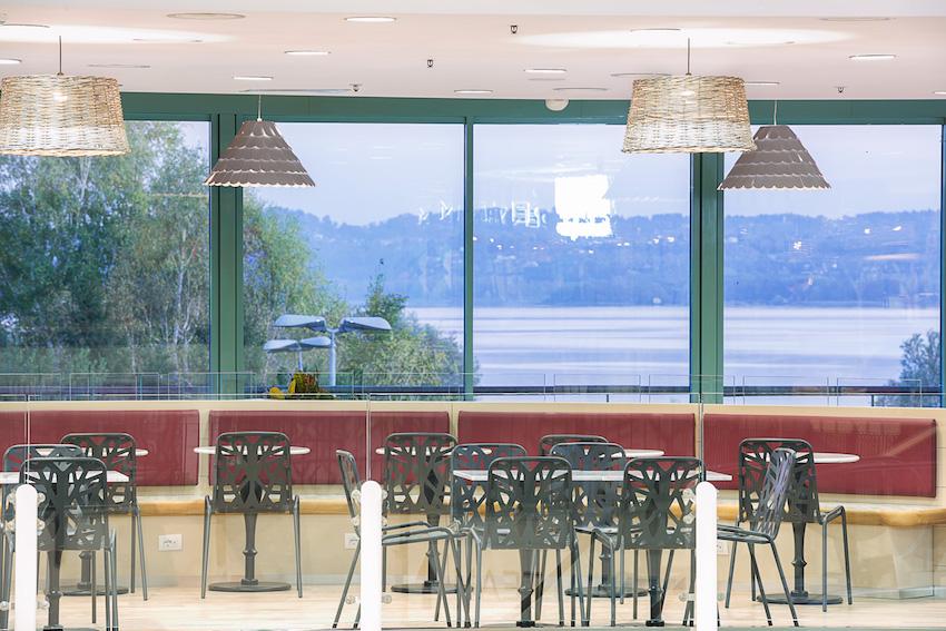HIT arcHITects: una food court di nuova concezione per il Centro commerciale Campo di Fiori di Gavirate