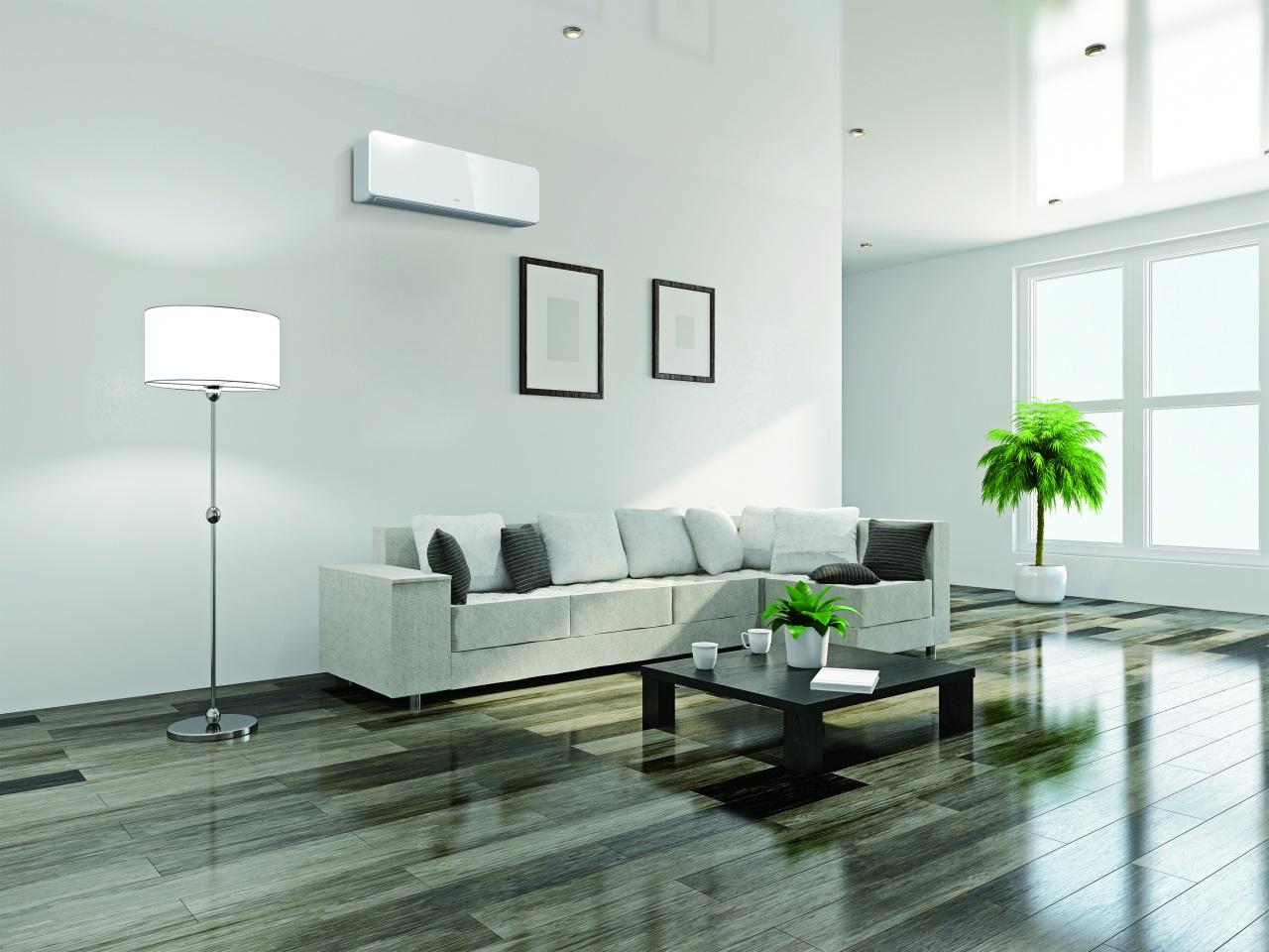 Serie KM: design esclusivo per la nuova serie residenziale R32 di Fujitsu Climatizzatori