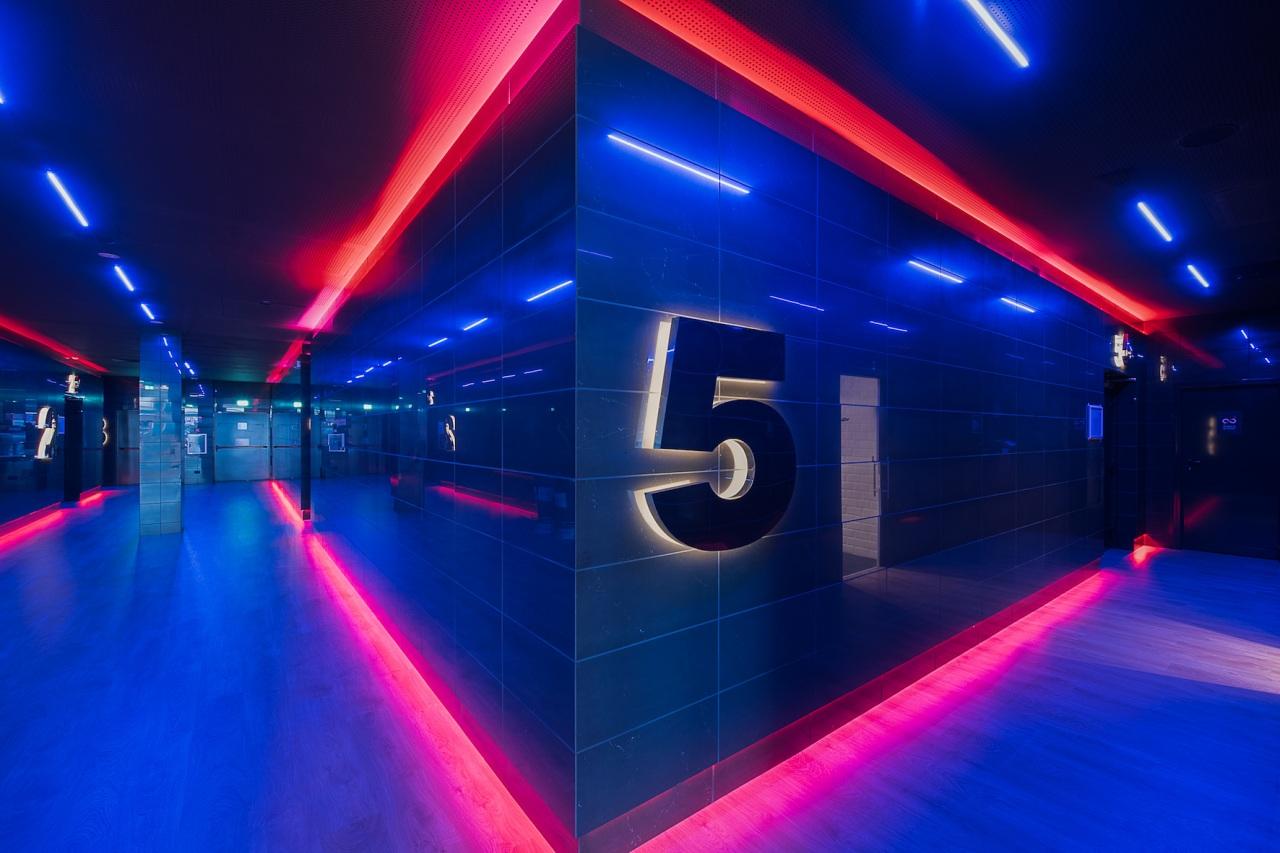 Progettato da HIT arcHITects il nuovo Multisala Electric del Centro commerciale Campo di Fiori di Gavirate