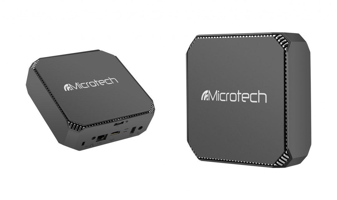 e-cube di Microtech: tutta la potenza di un Pc completo, in un capolavoro in miniatura