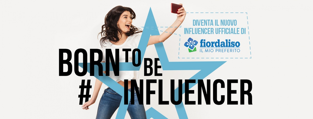 Acqua Group cerca influencer per Fiordaliso