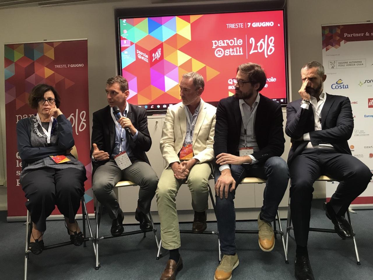 A Parole O_Stili 2018: il linguaggio digital di Sorgenia
