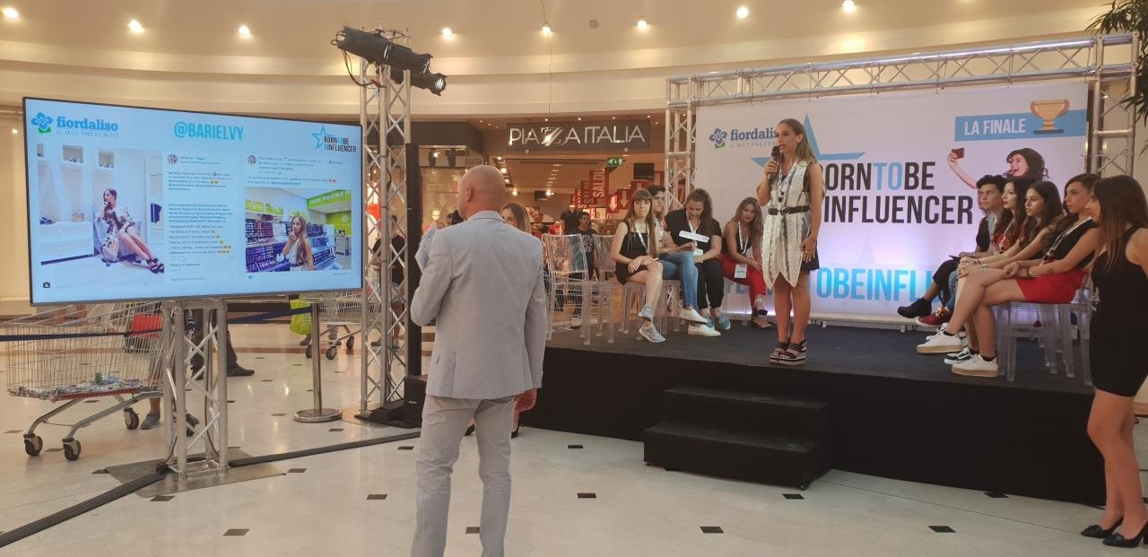 Acqua Group elegge il nuovo influencer di Fiordaliso