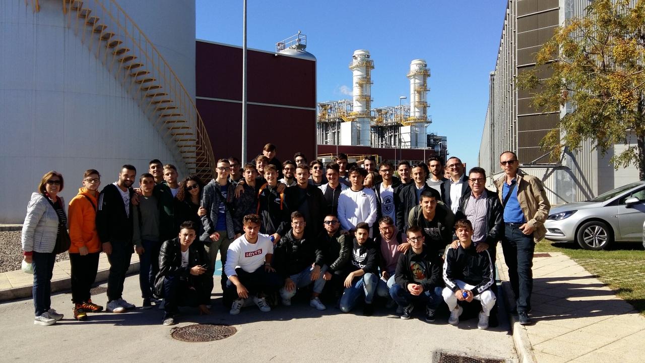 Firmato accordo alternanza scuola-lavoro tra Istituto tecnico Euclide-Caracciolo di Bari e Sorgenia Puglia