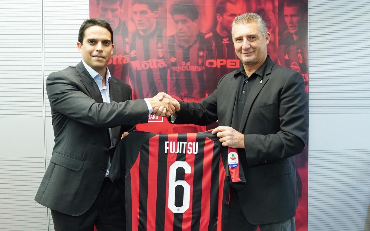 Fujitsu Climatizzatori rinnova l'accordo di sponsorizzazione con il Milan e lancia una nuova piattaforma per i concorsi online