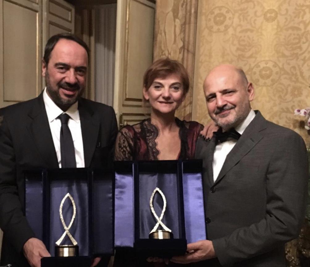 Pane dal cielo premiato al Mirabile Dictu come Miglior film e Miglior regia