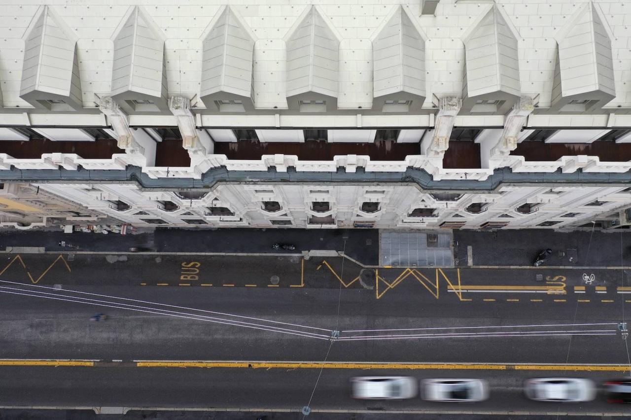Il Prisma recupera l'antica destinazione residenziale di palazzo Carducci 14