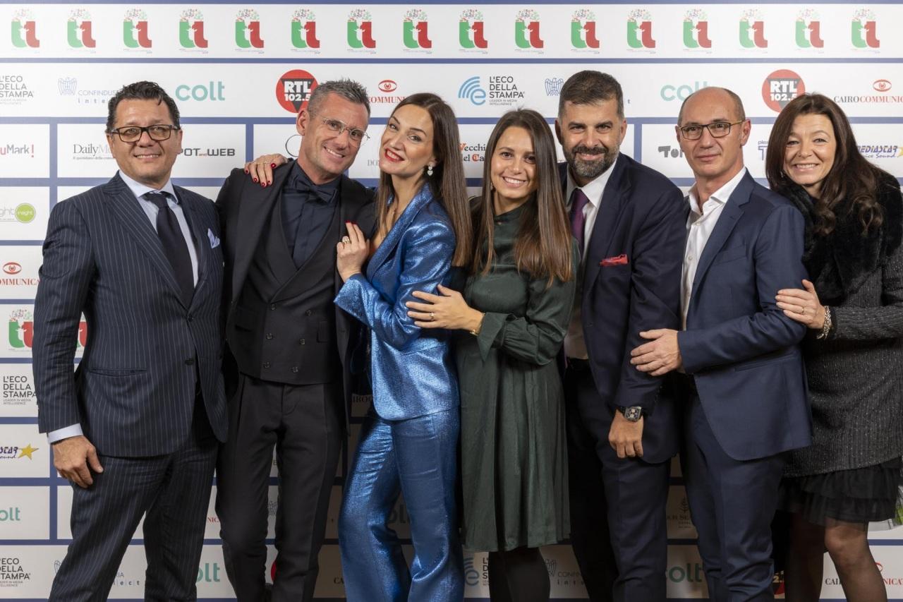Acqua Group premiata per il talento senza tempo di GaGà Milano