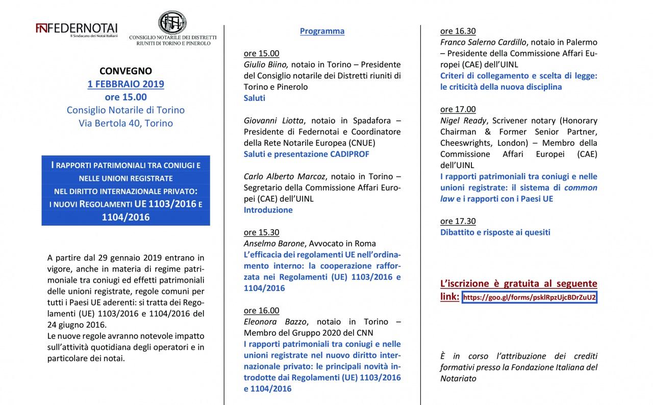 Regimi patrimoniali nelle coppie internazionali: dal 29 gennaio spetta alle parti scegliere quale legge applicare