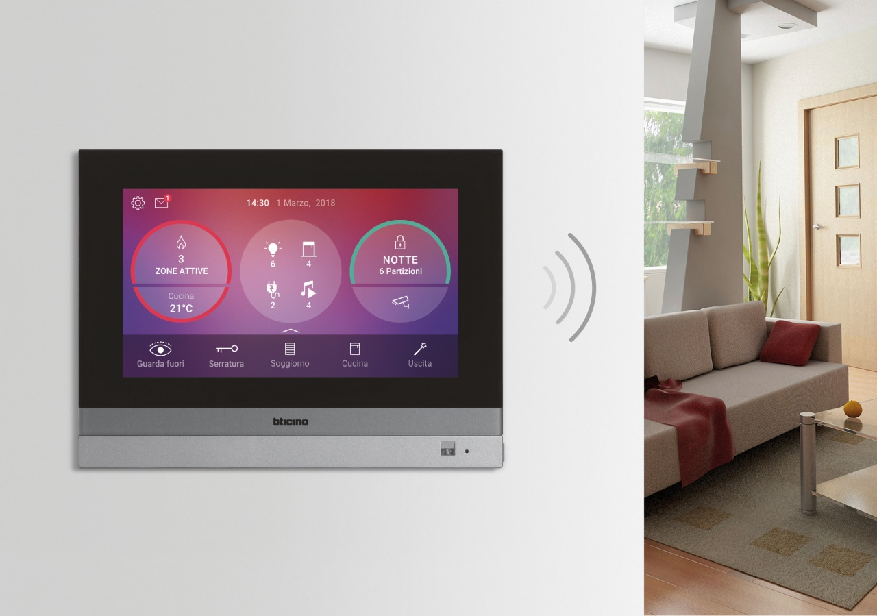 BTicino a ISE 2019 nel segno dell'integrazione e della smart home