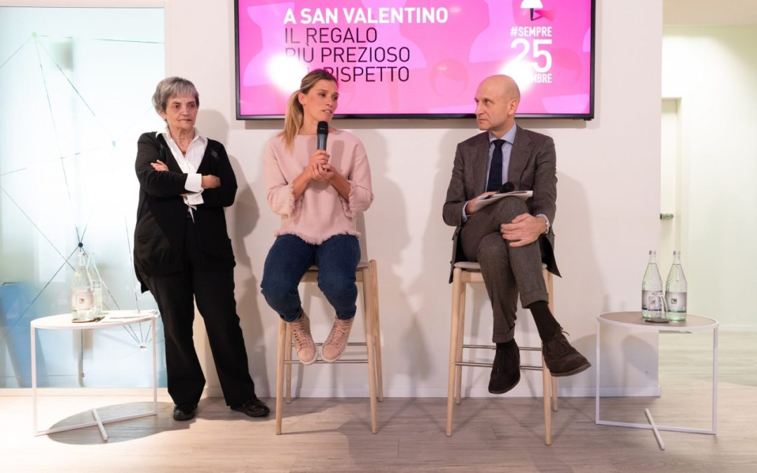 25 milioni le persone raggiunte dalla campagna di sensibilizzazione contro la violenza sulle donne promossa da Sorgenia