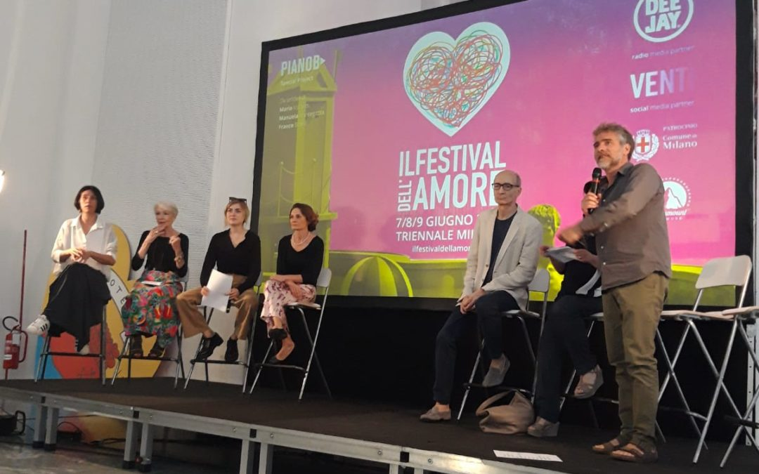 """""""Your love energy"""": Sorgenia festeggia i suoi vent'anni al Festival dell'Amore"""